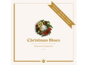 VARIOUS ARTISTS - Christmas Blues (LP)