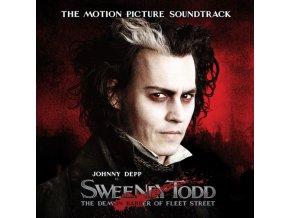 STEPHEN SONDHEIM - Sweeney Todd: The Demon Barber Of Fleet Street - Original Soundtrack (LP)