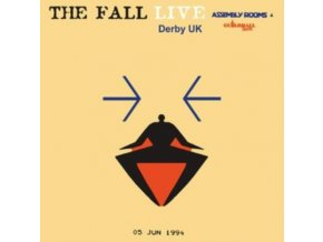 FALL - Assembly Rooms. Derby. Uk 5th June 1994 (LP)