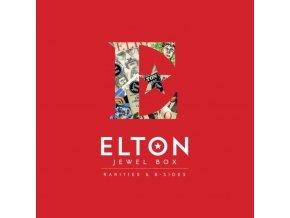 ELTON JOHN - Jewel Box - Rarities & B-Sides (LP)