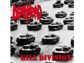 DEAD HEAD - Kill Division (LP)
