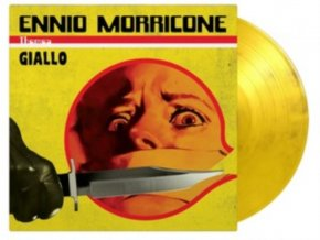ENNIO MORRICONE - Giallo (Coloured Vinyl) (LP)