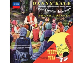 DANNY KAYE / GORDON JENKINS / CHORUS AND ORCHESTRA - Hans Christian Andersen & Tubby The Tuba (CD)