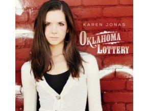 KAREN JONAS - Oklahoma Lottery (LP)