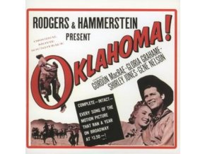 ORIGINAL SOUNDTRACK - Oklahoma - OST (CD)