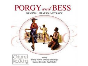VARIOUS ARTISTS - Porgy & Bess OST (CD)