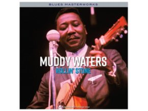 MUDDY WATERS - Rollin Stone (Orange Vinyl) (LP)