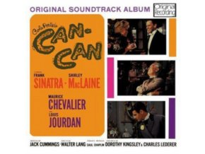 ORIGINAL SOUNDTRACK - Can Can - OST (CD)