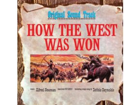 ALFRED NEWMAN - How The West Was Won - OST (CD)