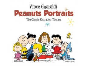 VINCE GUARALDI - Peanuts Portraits - The Classic Character Themes (LP)