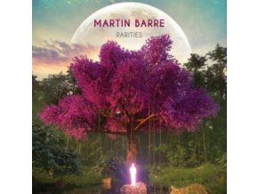 MARTIN BARRE - Rarities (Clear Vinyl) (LP)