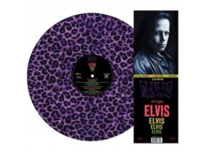 DANZIG - Sings Elvis (Purple Leopard Print) (LP)