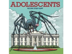 ADOLESCENTS - Russian Spider Dump (LP)