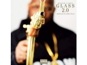 MEYHEM LAUREN & HARRY FRAUD - Glass 2.0 (LP)