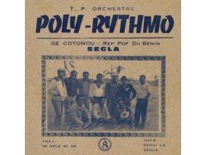 T.P / ORCHESTRE - POLY RYTHMO DE COTONOU - REP POP DU BENIN - Segla (LP)