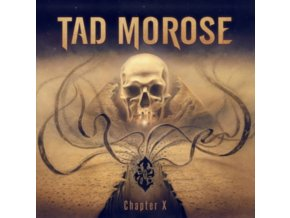 TAD MOROSE - Chapter X (Limited Red Vinyl) (LP)