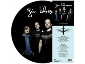 GIN BLOSSOMS - Live In Concert (Picture Disc) (LP)