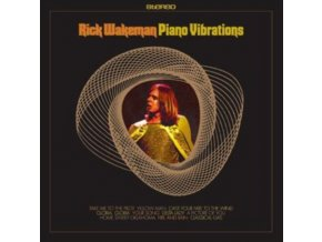 RICK WAKEMAN - Piano Vibrations (LP)
