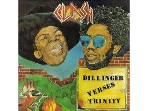 DILLINGER VERSES TRINITY - Clash (LP)
