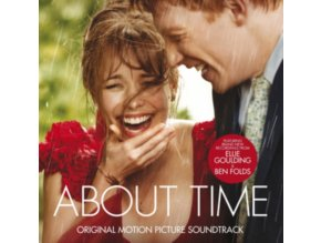 ORIGINAL SOUNDTRACK - About Time (CD)