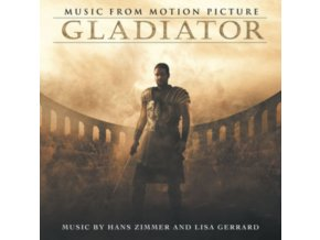VARIOUS ARTISTS - Gladiator - OST (LP)