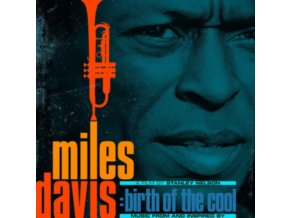 MILES DAVIS - Music From And Inspired By Birth Of The Cool. A Film By Stanley Nelson (LP)