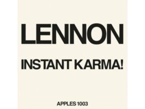 """LENNON / ONO WITH THE PLASTIC ONO BAND - Instant Karma! (2020 Ultimate Mixes) (Rsd 2020) (7"""" Vinyl)"""