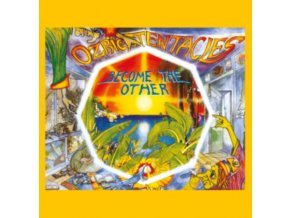 OZRIC TENTACLES - Become The Other (2020 Ed Wynne Remaster) (Etched Yellow Vinyl) (LP)