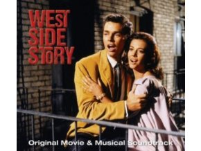 VARIOUS ARTISTS - West Side Story - Original Movie & Musical Soundtrack (CD)