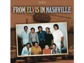 ELVIS PRESLEY - From Elvis In Nashvill (LP)