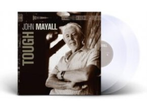 JOHN MAYALL - Tough (Limited & Numbered Edition) (Crystal Clear Vinyl) (LP)