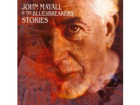 JOHN MAYALL & THE BLUESBREAKERSS - Stories (Limited & Numbered Edition) (White Vinyl) (LP)