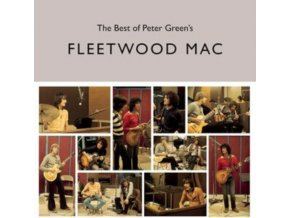FLEETWOOD MAC - The Best Of Peter Greens Fleetwood Mac (LP)