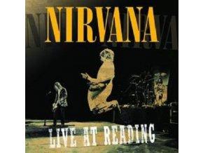 NIRVANA - Live At Reading (LP)