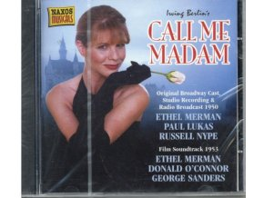 MERMANLUKASNYPEOBC 1950 - Berlincall Me Madam (CD)