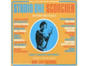 VARIOUS ARTISTS - Studio One Scorcher (LP)