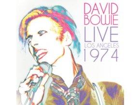 "DAVID BOWIE - Best Of Los Angeles 74 (Picture Disc) (12"" Vinyl)"
