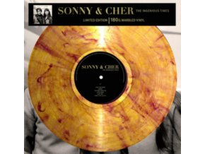SONNY & CHER - The Ingenious Times (LP)