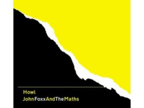JOHN FOXX & THE MATHS - Howl (Red Vinyl) (LP)