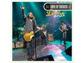 DRIVE-BY TRUCKERS - Live From Austin. Tx (LP)