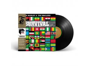 BOB MARLEY & THE WAILERS - Survival (Half-Speed Master) (LP)