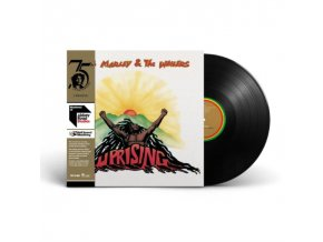 BOB MARLEY & THE WAILERS - Uprising (Half-Speed Master) (LP)