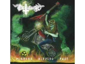 DEATHHAMMER - Forever Ripping Fast (LP)