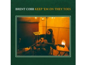 BRENT COBB - Keep Em On They Toes (LP)