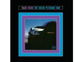 OSCAR PETERSON - Night Train (LP)