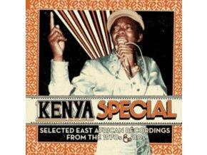 VARIOUS ARTISTS - Kenya Special (LP)