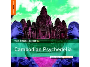 VARIOUS ARTISTS - The Rough Guide To Cambodian Psychedelia (LP)