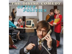 DIVINE COMEDY - Office Politics (LP)