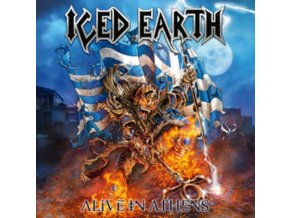 ICED EARTH - Alive In Athens (20th Anniversary Edition) (LP)