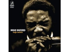 MOJO BUFORD - Mojo Workin (LP)